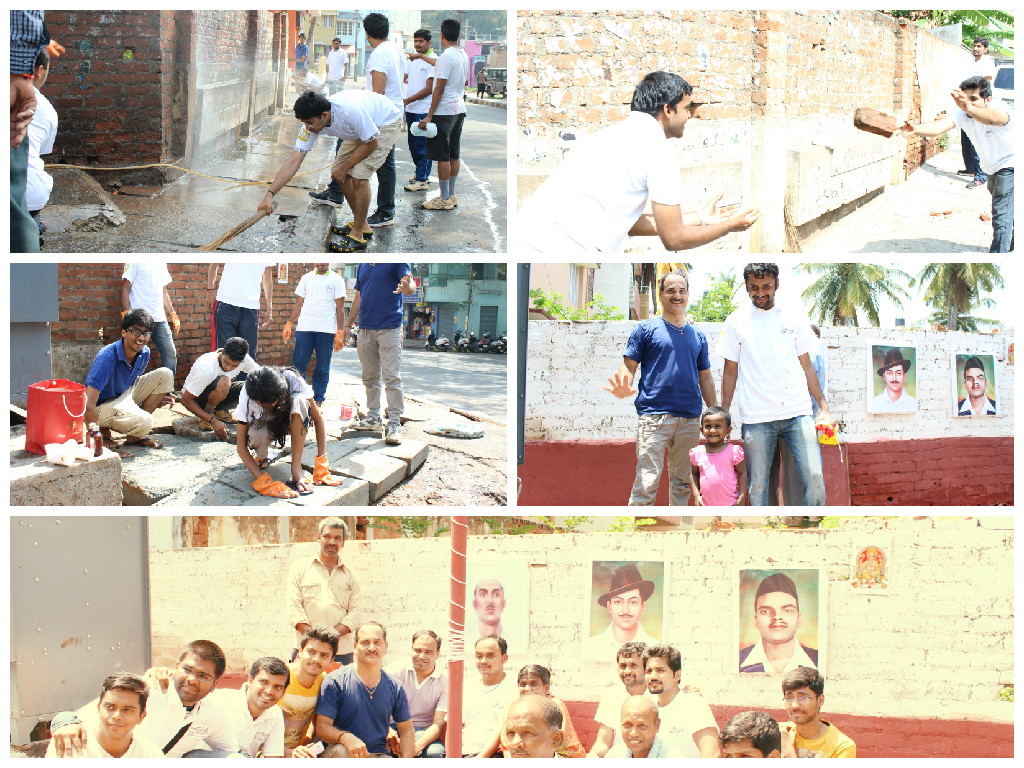 Swachh Bharat Abhiyan: We the Change