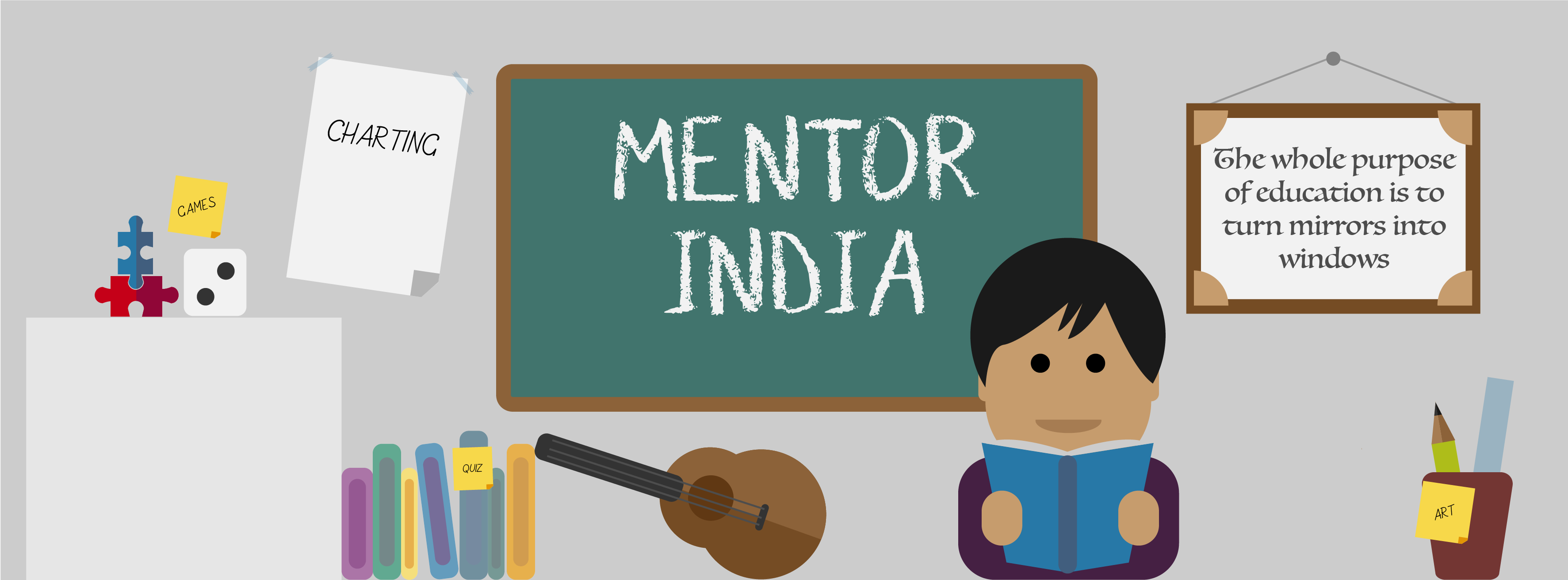 Mentor India: As Seen by Nachiket