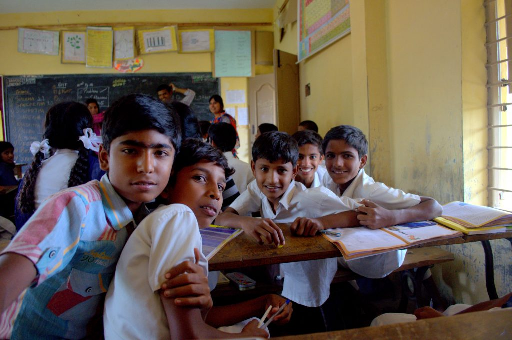 Mentor India 2.0 Rural Kids