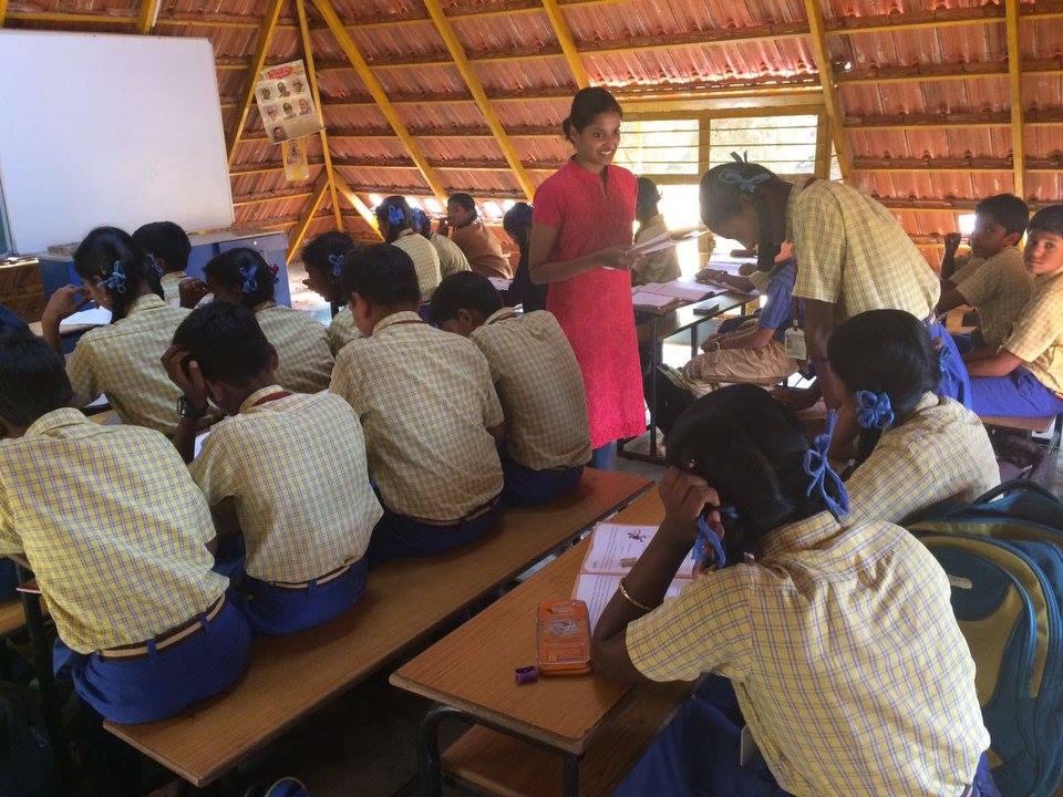 Mentor India – Once A Volunteer, Always A Teacher