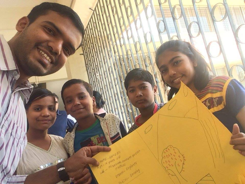 Mentor India In Mumbai – Sharing The Fruits Of Our Labour