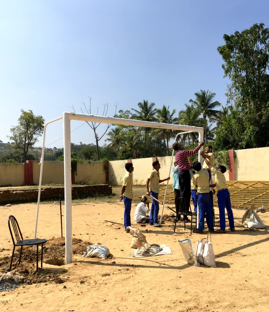 Mentor India - Setting up the goal posts