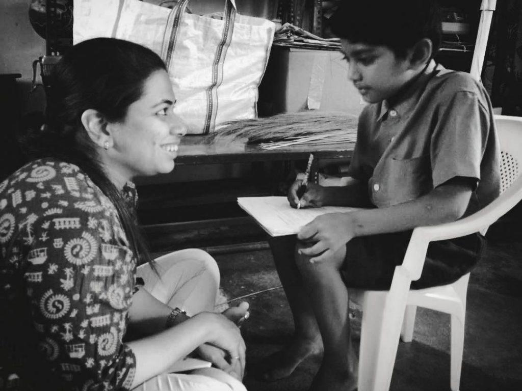 Pranita Bhat Mentor India Tent School