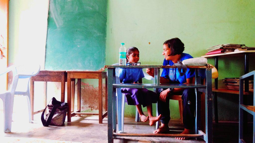 Nandini Mentor India Tent School