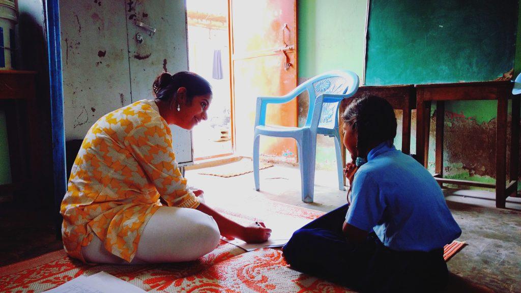 Anjali Alappat Mentor India Tent School