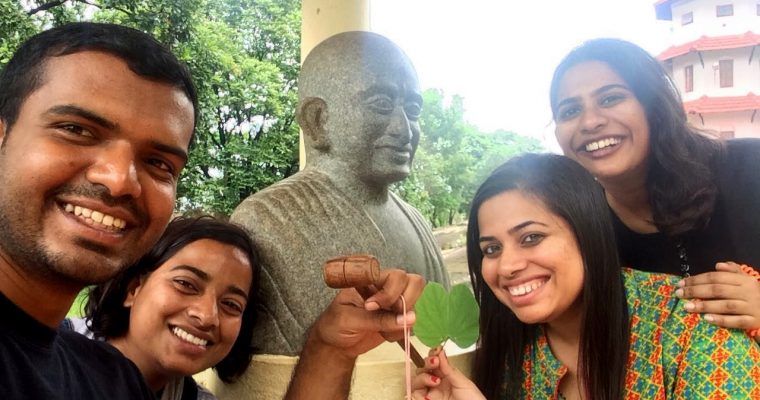 KYS Retreat – Catching Values Everywhere In The Temple Town Of Udupi