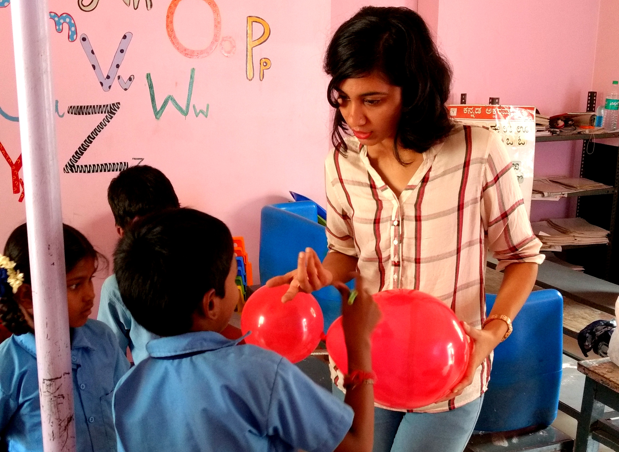 Volunesia Diaries – Apples, Balloons, Cakes And Dance – The ABCD Of Happiness!