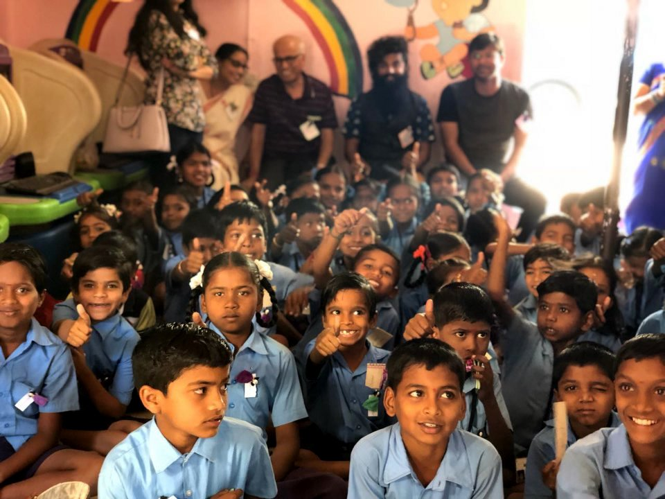Brindavan Tent School Kids Rocked Their First Annual Day Celebrations!