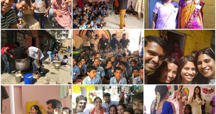 Thursday Email – Brindavan Tent School Kids Experience Their First Well-Deserved Annual Day!